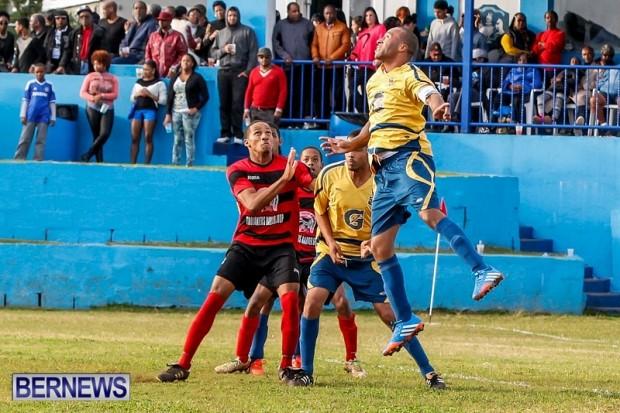 Boxing Day Football Bermuda, December 26 2013-31