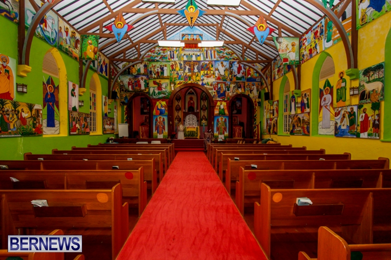 Photos Ethiopian Orthodox Church Paintings Bernews