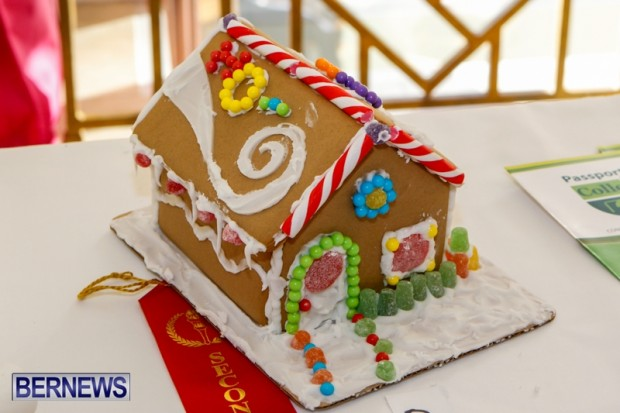 Gingerbread House Bermuda, December 14 2013-12