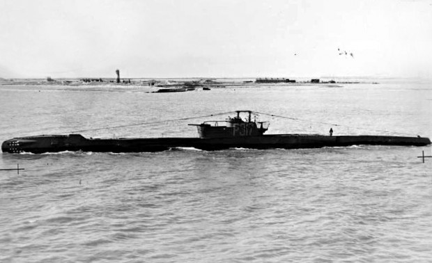 HMS_Tally_Ho submarine