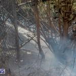 St Davids Brush Fire Bermuda, December 10 2013-8