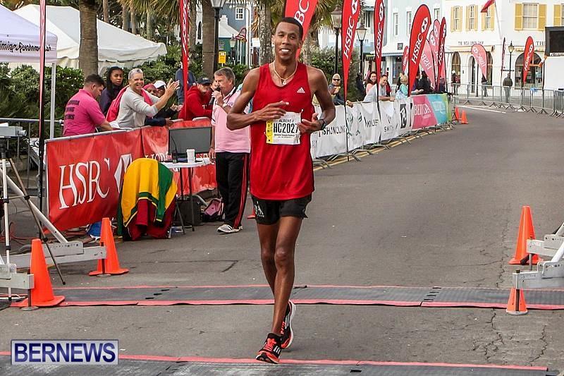 Albert Jay Donawa Bermuda Marathon Weekend Half & Full Marathon, January 19 2014-3