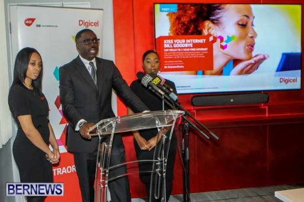 Digicel Internet Offer Bermuda, January 23 2014