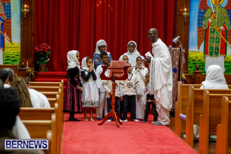 Photos Ethiopian Orthodox Celebrate Christmas In Bermuda Bernews
