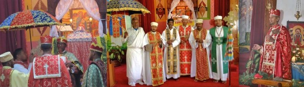 Ethiopian Orthodox Church  clergy picture