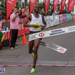 Jordan Chipangama Bermuda Marathon Weekend Half & Full Marathon, January 19 2014-1