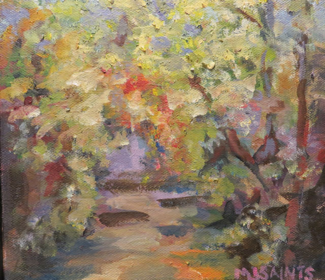 The Trail Mary Jane Saints Oil
