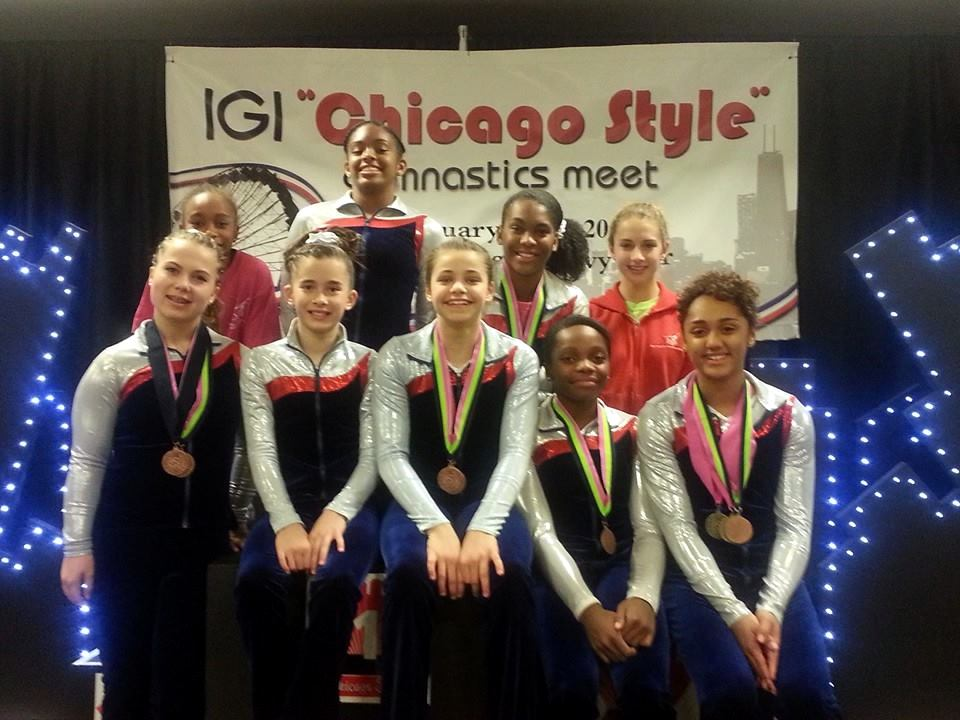 chicago style meet 2014 results
