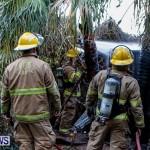 Brush Fire Bermuda, Feb 17 2014-5