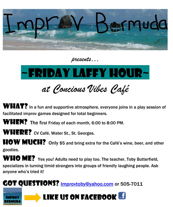 Laffy-Hour-series