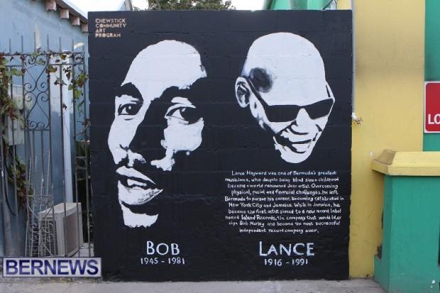 Lance Bob Mural Chewstick