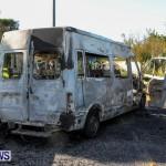 Shelly Bay Van Fire Bermuda, Feb 2 2014-11