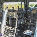 Shelly Bay Van Fire Bermuda, Feb 2 2014-13
