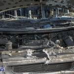 Shelly Bay Van Fire Bermuda, Feb 2 2014-7
