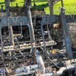 Shelly Bay Van Fire Bermuda, Feb 2 2014-8