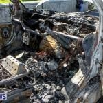 Shelly Bay Van Fire Bermuda, Feb 2 2014-9