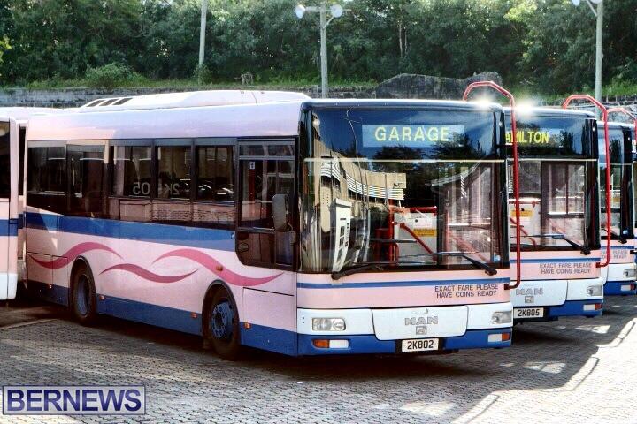 Govt Bus Drivers Reject Overtime At Time Amp Half Bernews