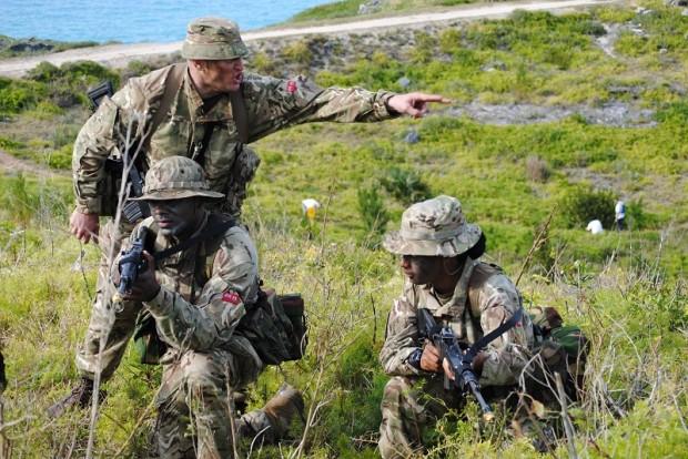 Bermuda Junior Leaders Regiment 2014  (1)