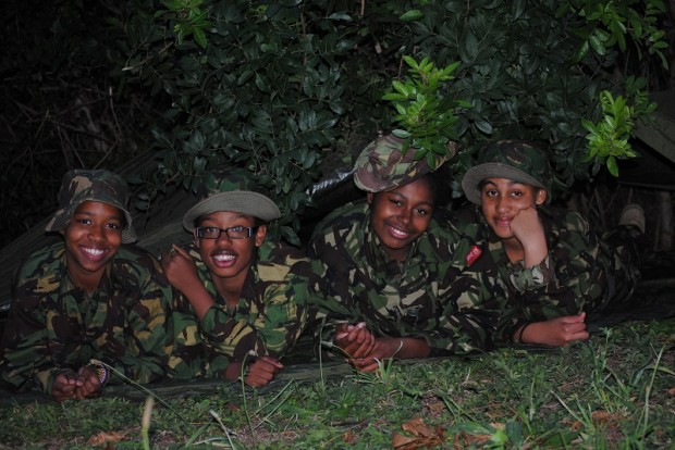Bermuda Junior Leaders Regiment 2014  (3)