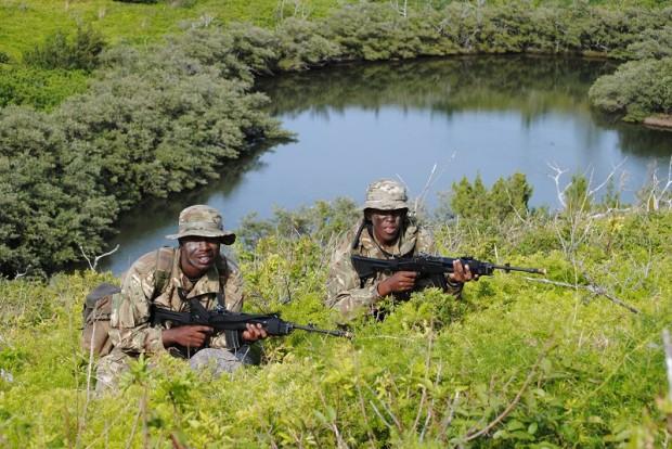 Bermuda Junior Leaders Regiment 2014  (4)