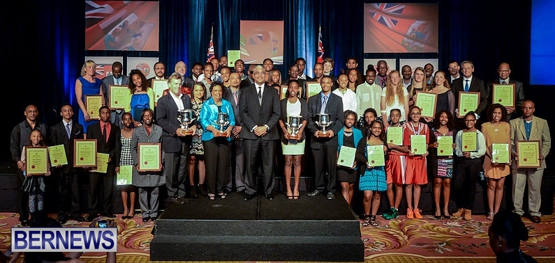 Sports Awards Bermuda, March 22 2014