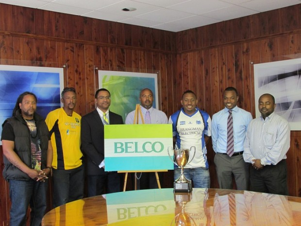 2014 BELCO Cup Launch