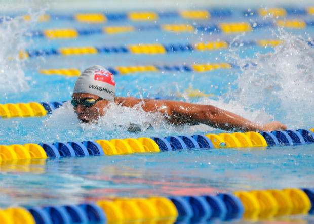 carifta swim meet 2014