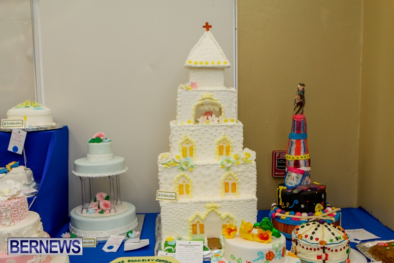 Decorated Cakes Agricultural Exhibition Bermuda, April 24 2014-66