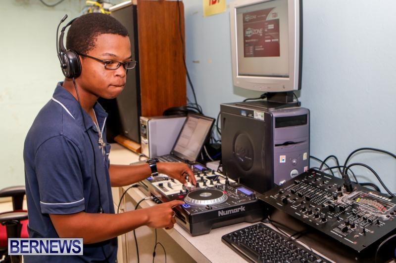 St Monica's IT Resource Centre Bermuda, April 3 2014-16