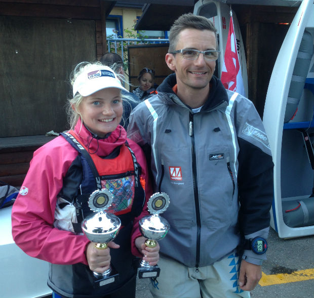 Team Winner Regatta - Lake Garda - Matilda Nicholls