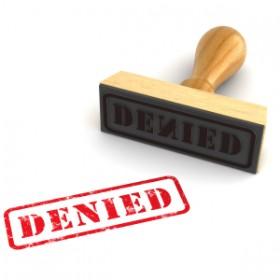 denied stamp generic 312tre
