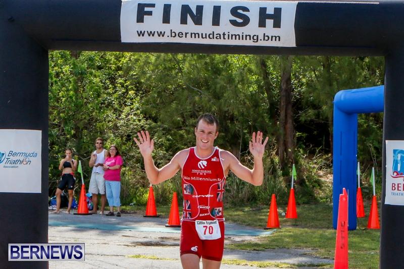 Catlin National Triathlon Running Bermuda, May 12 2014-120