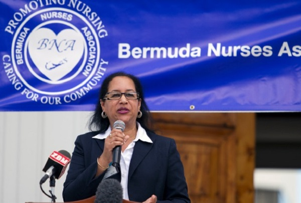how to become a nurse in bermuda
