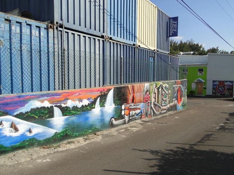 IEL Mural