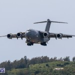 Royal Air Force C17 Emergency Plane Landing Bermuda, May 11 2014-10