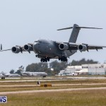 Royal Air Force C17 Emergency Plane Landing Bermuda, May 11 2014-11