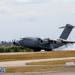 Royal Air Force C17 Emergency Plane Landing Bermuda, May 11 2014-13