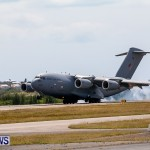 Royal Air Force C17 Emergency Plane Landing Bermuda, May 11 2014-14
