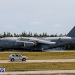 Royal Air Force C17 Emergency Plane Landing Bermuda, May 11 2014-16
