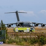 Royal Air Force C17 Emergency Plane Landing Bermuda, May 11 2014-20