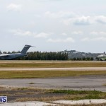 Royal Air Force C17 Emergency Plane Landing Bermuda, May 11 2014-28