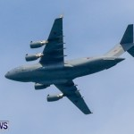Royal Air Force C17 Emergency Plane Landing Bermuda, May 11 2014-6
