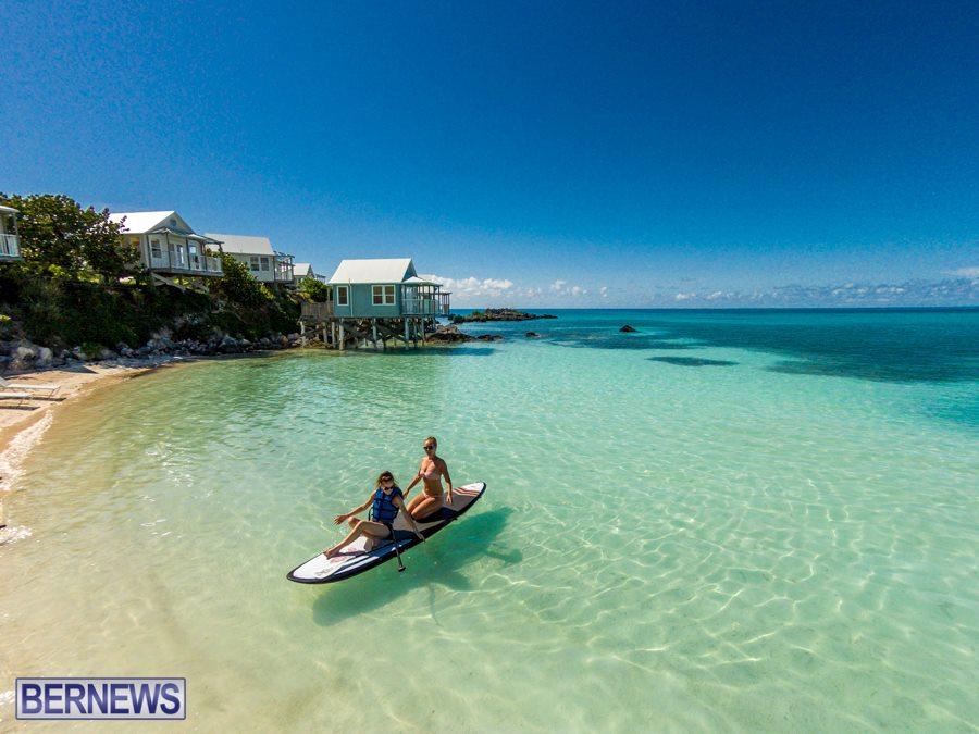 9 Beaches Standup Paddle-boarding bermuda