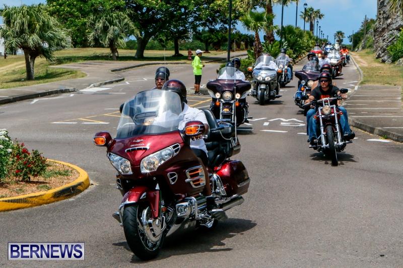 ETA Motorcycle Cruise In Bermuda, June 21 2014-30