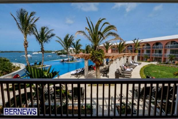 Fairmont Hamilton Princess Poinciana Wing Bermuda, June 5 2014-6