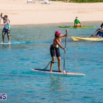 Paddle Board Races at Fort St Catherine Beach Bermuda, June 22 2014-13