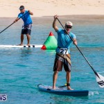 Paddle Board Races at Fort St Catherine Beach Bermuda, June 22 2014-3
