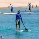 Paddle Board Races at Fort St Catherine Beach Bermuda, June 22 2014-56