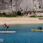 Paddle Board Races at Fort St Catherine Beach Bermuda, June 22 2014-70