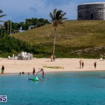 Paddle Board Races at Fort St Catherine Beach Bermuda, June 22 2014-77